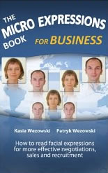 Micro Expressions Book for Business
